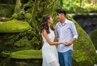 Love story photo shooting JL & Qi. Photo 45321