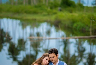 Love story photo shooting Daniil & Gelena. Photo 46231