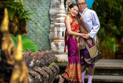 Wedding photo session Traditional Thai. Photo 64065