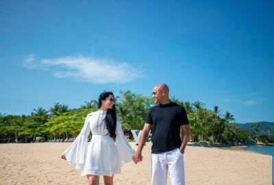 Love story photo shooting Luis & Angelee. Photo 68163