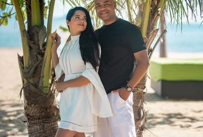 Love story photo shooting Luis & Angelee. Photo 68196