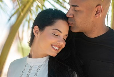 Love story photo shooting Luis & Angelee. Photo 68132