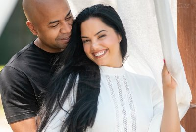 Love story photo shooting Luis & Angelee. Photo 68191
