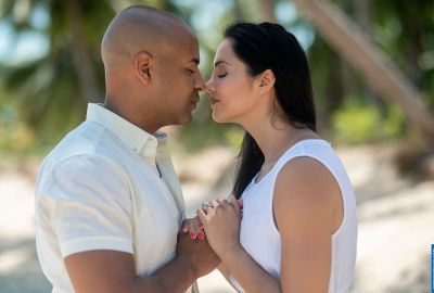 Love story photo shooting Luis & Angelee. Photo 68133