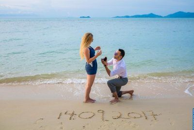 Proposal photo session Jose & Melisa. Photo 13716