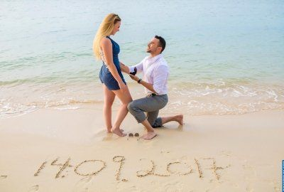Proposal photo session Jose & Melisa. Photo 13719