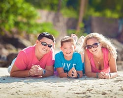 Photographer in Koh Samui. Family and kids photography. Photo 154