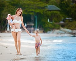Photographer in Koh Samui. Family and kids photography. Photo 148