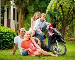 Photographer in Koh Samui. Family and kids photography. Photo 368